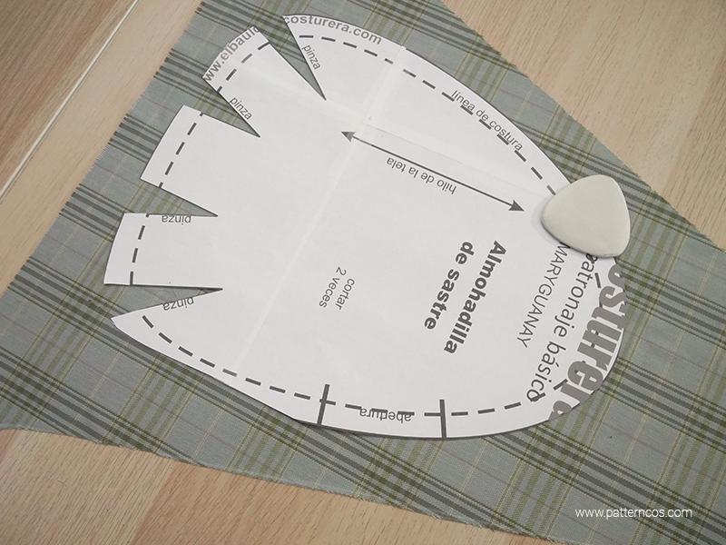 Tutorial de un cojín de sastre paso a paso | Costura creativa