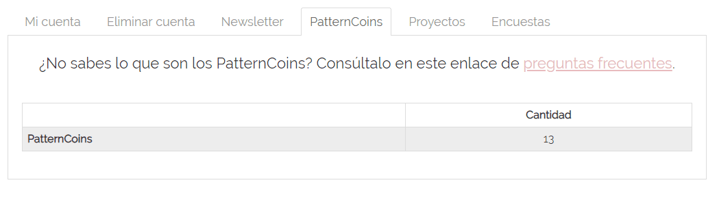 PatternCoins